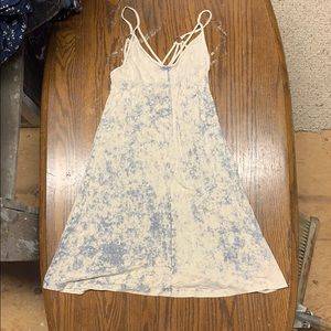 American Eagle Outfitters Tie-Dye Dress